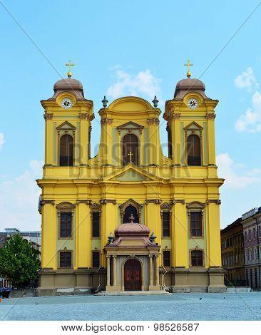Timisoara Cathedral Of Saint George