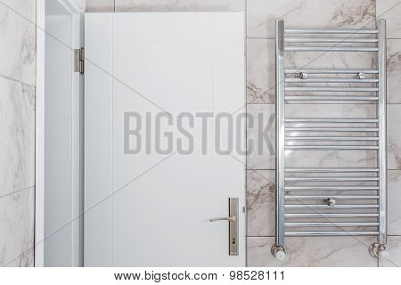 Modern Metallic Radiator