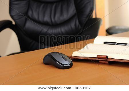 Workplace Business Person