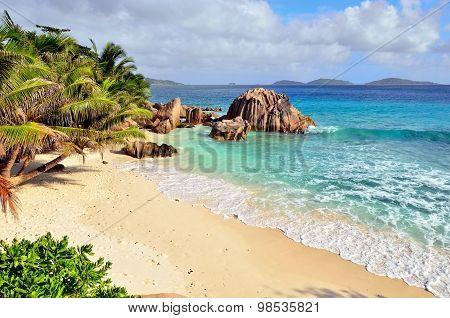 Seychelles Islands, La Digue