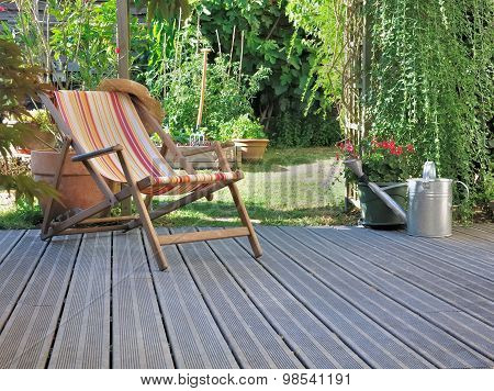 Relaxation In Terrace
