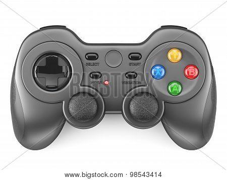 Gamepad Isolated