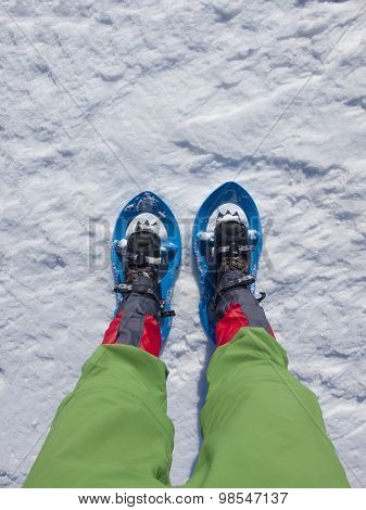 Snowshoes For Walking On Snow.