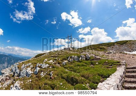 Dachstein Summit Cross
