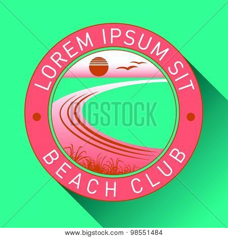 Generic Beach Emblem