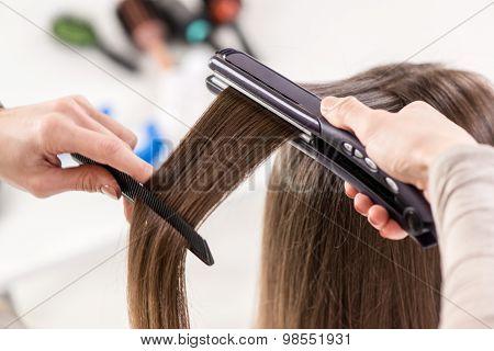 Hair Straighteners