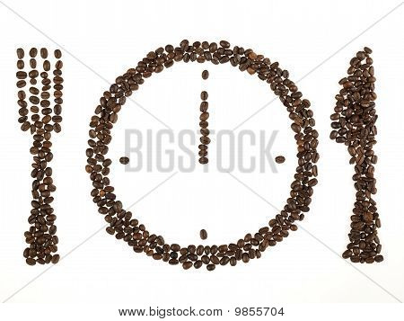 watch of Coffee Beans