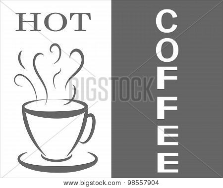 Hot coffe