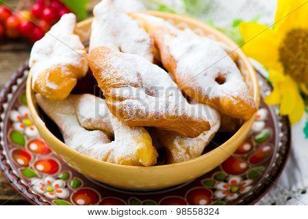 Pastry Straws Verguni.