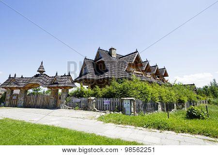 Stylish Villa (rejka) In Zakopane, Poland