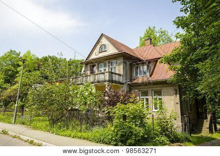 Villa Named Znicz In Zakopane