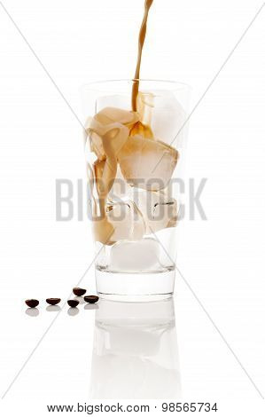 Ice Coffee.