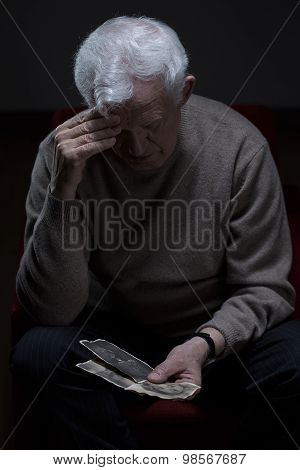 Retiree Suffering From Loneliness