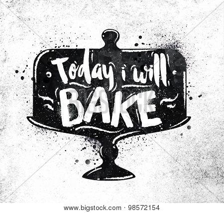 Poster Bake