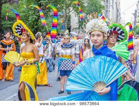 New York  Gay Pride Parade
