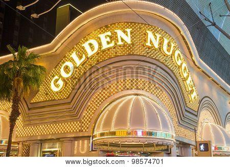 Las Vegas , Golden Nugget