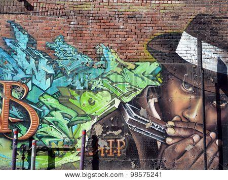 Street art  Rap