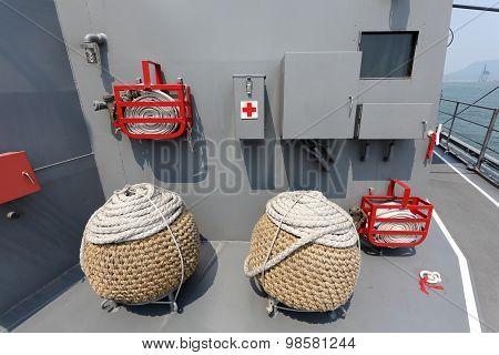 Warship - tools