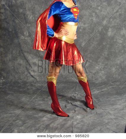 Clothes Of Superwoman