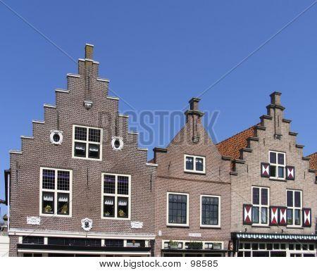 Dutch Historic Facades