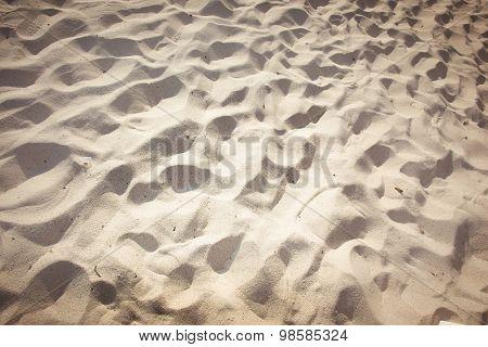 Vintage Beach Sand