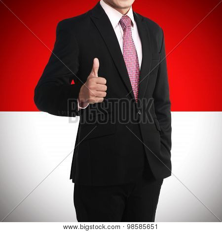 Indonesian Business Man