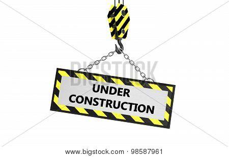 Under Construction Frame