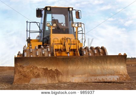 Earth Mover Yellow