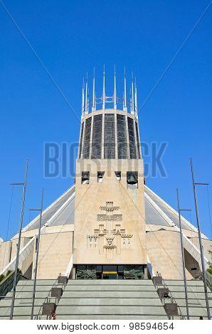 Liverpool Metropolitan Cathedral.