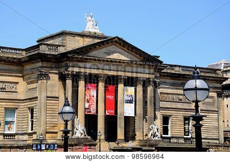 Walker Art Gallery, Liverpool.