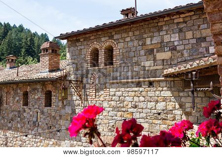 Castlle Walls