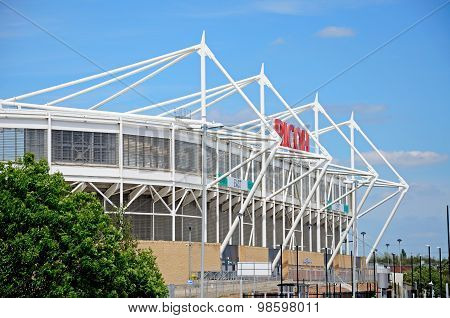 Ricoh Arena, Coventry.