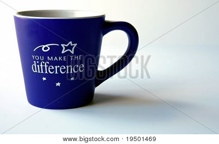 You Make the Difference Coffee Mug