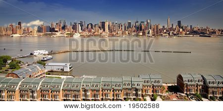 NYC from the Jersey Side