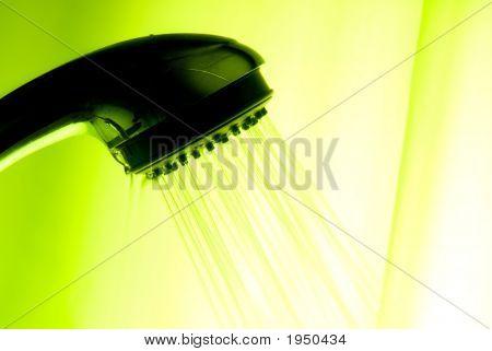 Backlit Showerhead