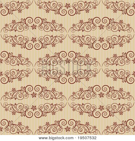 Seamless background. The classic elegant design. Beige. One layer. Striped vertical background. JPG (See Vector Also In My Portfolio)