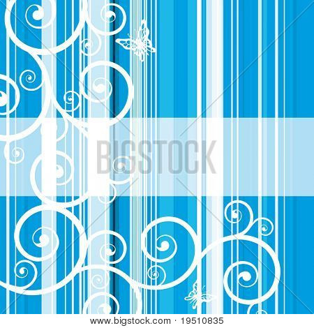 Striped bright background with place for Your text.