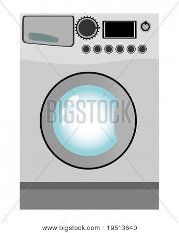 Vector washing machine