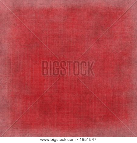 Hot Red Grunge Background