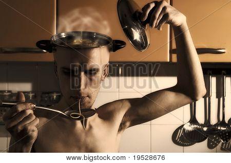 cook in brain