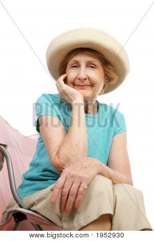 Summer Senior - Beach Chair