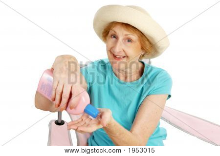 Summer Senior - Sunscreen