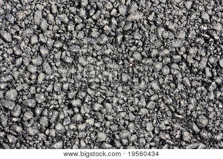 Fresh asphalt surface - vintage texture