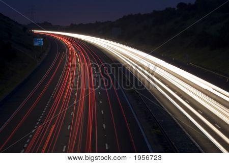 Verkehr-Trails