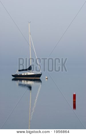 Sailboats At Dawn 6