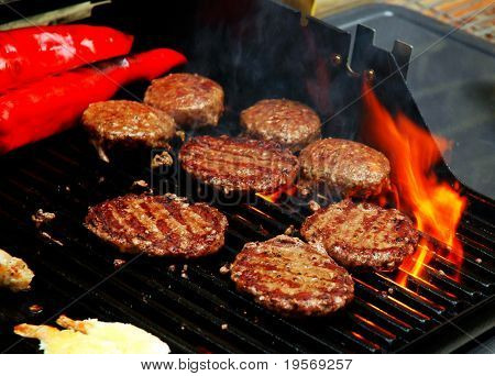 Sizzling Summer Barbecue