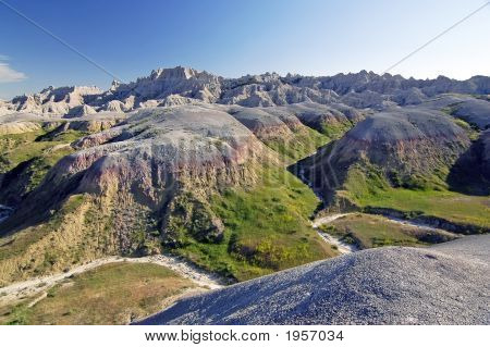 Badlands Nationalpark (South Dakota)