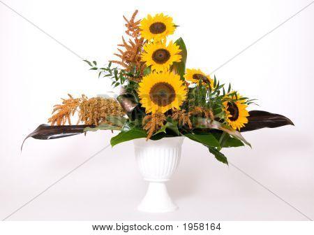 Sunflowers Decoration