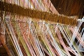 picture of handloom  - 18th Century Loom - JPG