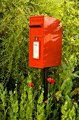 Rural Postbox poster
